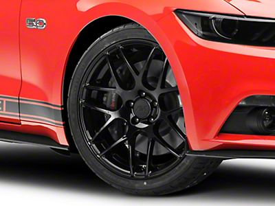 AMR Black Wheel - 20x8.5 (15-17 All)