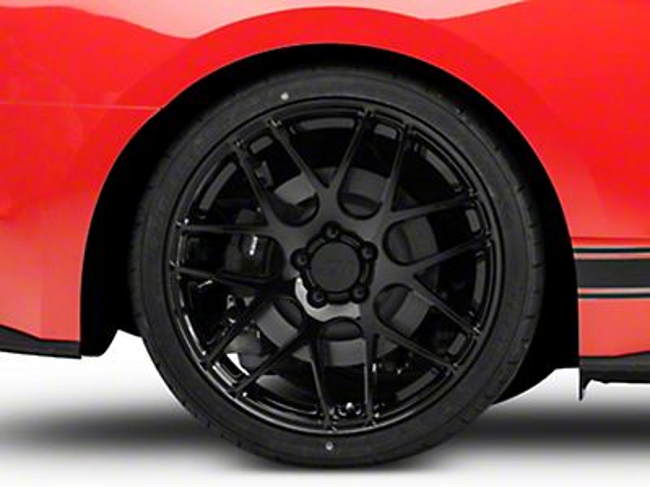 AMR Black Wheel - 20x10 (15-17 All)