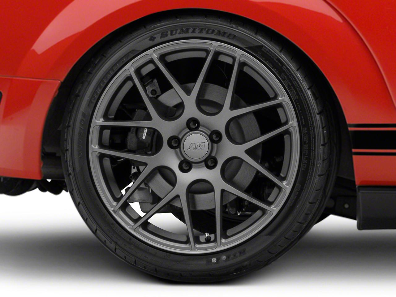 AMR Charcoal Wheel - 20x10 (05-14 All)