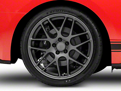 AMR Charcoal Wheel - 20x10 (15-17 All)