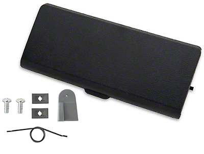 OPR Ash Tray Door and Repair Kit - Black (87-93 All)
