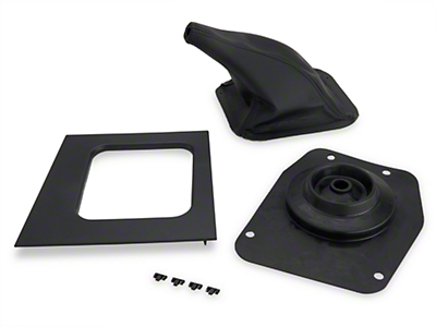 OPR Shifter Boot and Bezel Kit - Manual (87-93 All)