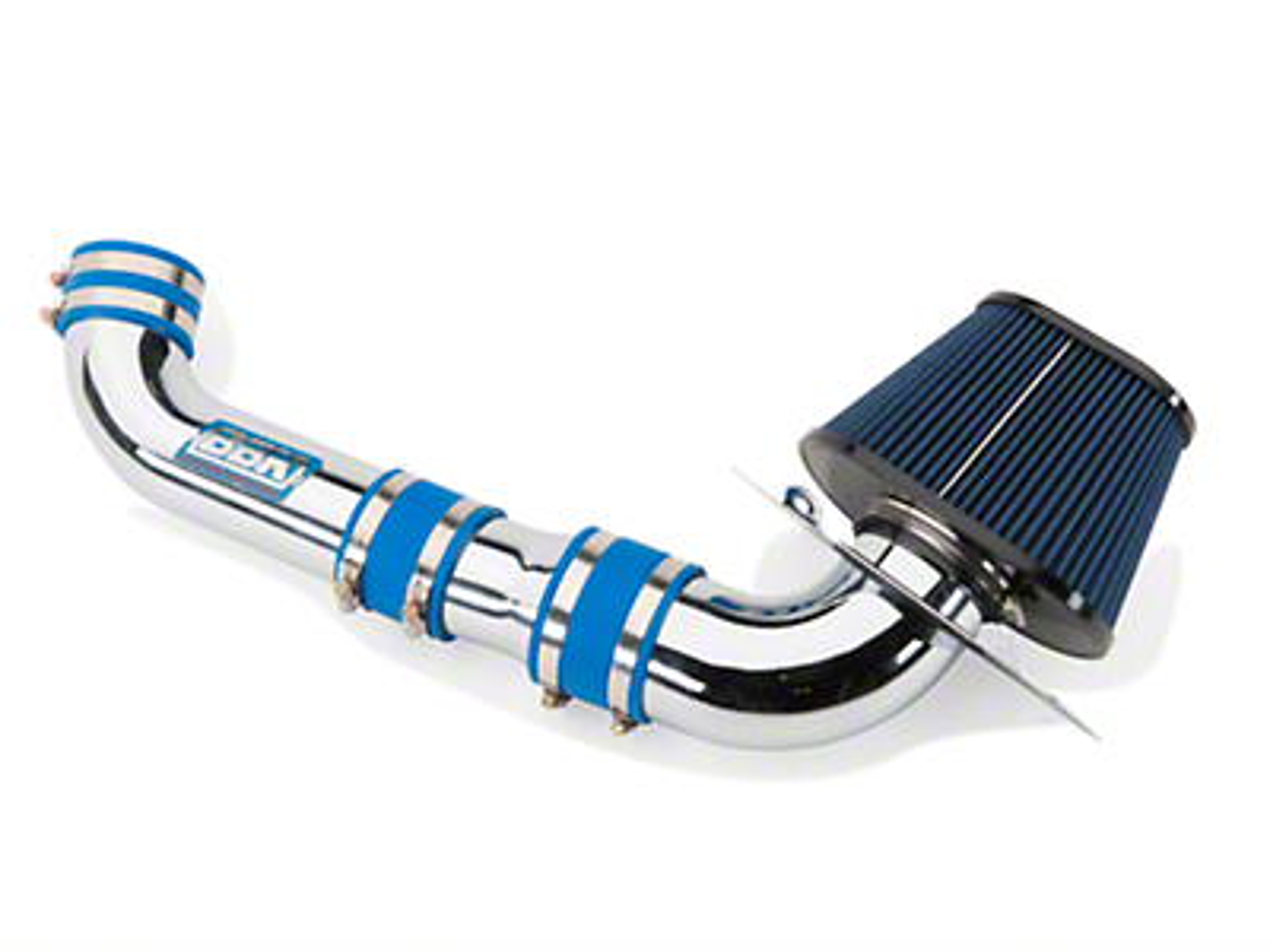 BBK Cold Air Intake w/ Speed Density Adapter (86-93 5.0L)