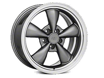 Anthracite Mustang Bullitt Wheels