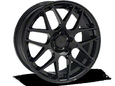 Charcoal Mustang Wheels