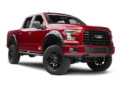 2015 2017 f150 parts americanmuscle free shipping - Ford Truck 2015 Black