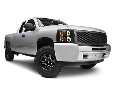 2008 Chevy Silverado Aftermarket Parts