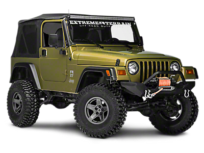 19972006 Jeep Wrangler TJ Parts  Accessories  ExtremeTerrain