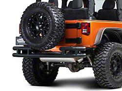 Barricade Jeep Wrangler Roof Rack Textured Black J100174