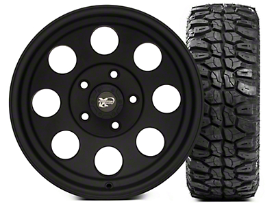 Pro Comp Alloy Series 7069 16x8 Wheel - and Extreme M/T 315/75/16 Kit (07-17 Wrangler JK)