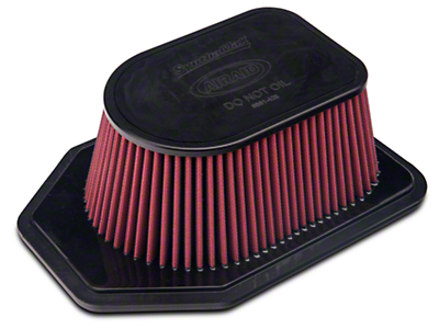 Airaid Replacement Filter - Dry (12-17 3.6L Wrangler JK)