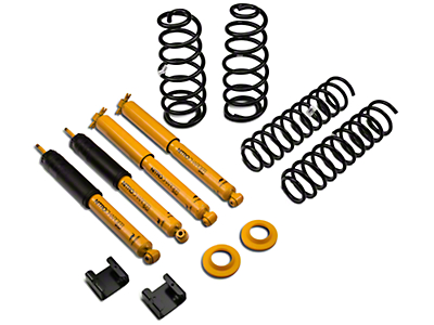 Old Man Emu 2 in. Heavy Load Lift Kit w/ Shocks (07-17 Wrangler JK 4-Door)