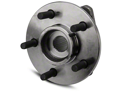 OPR Replacement Front Wheel Bearing and Hub Assembly (99-06 Wrangler TJ)