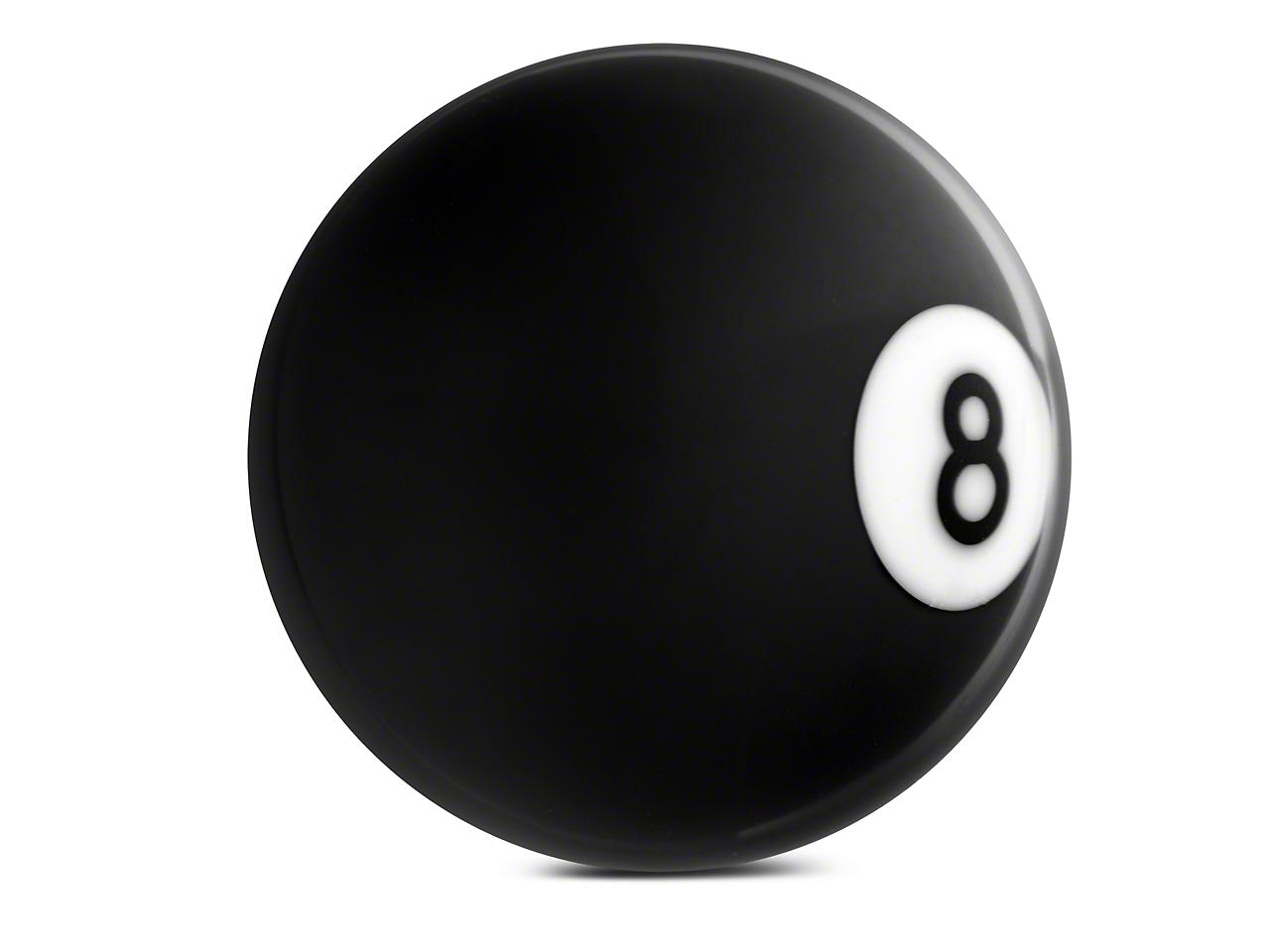8 Ball Billiard Pool Custom Shift Knob (87-14 Wrangler YJ, TJ & JK)