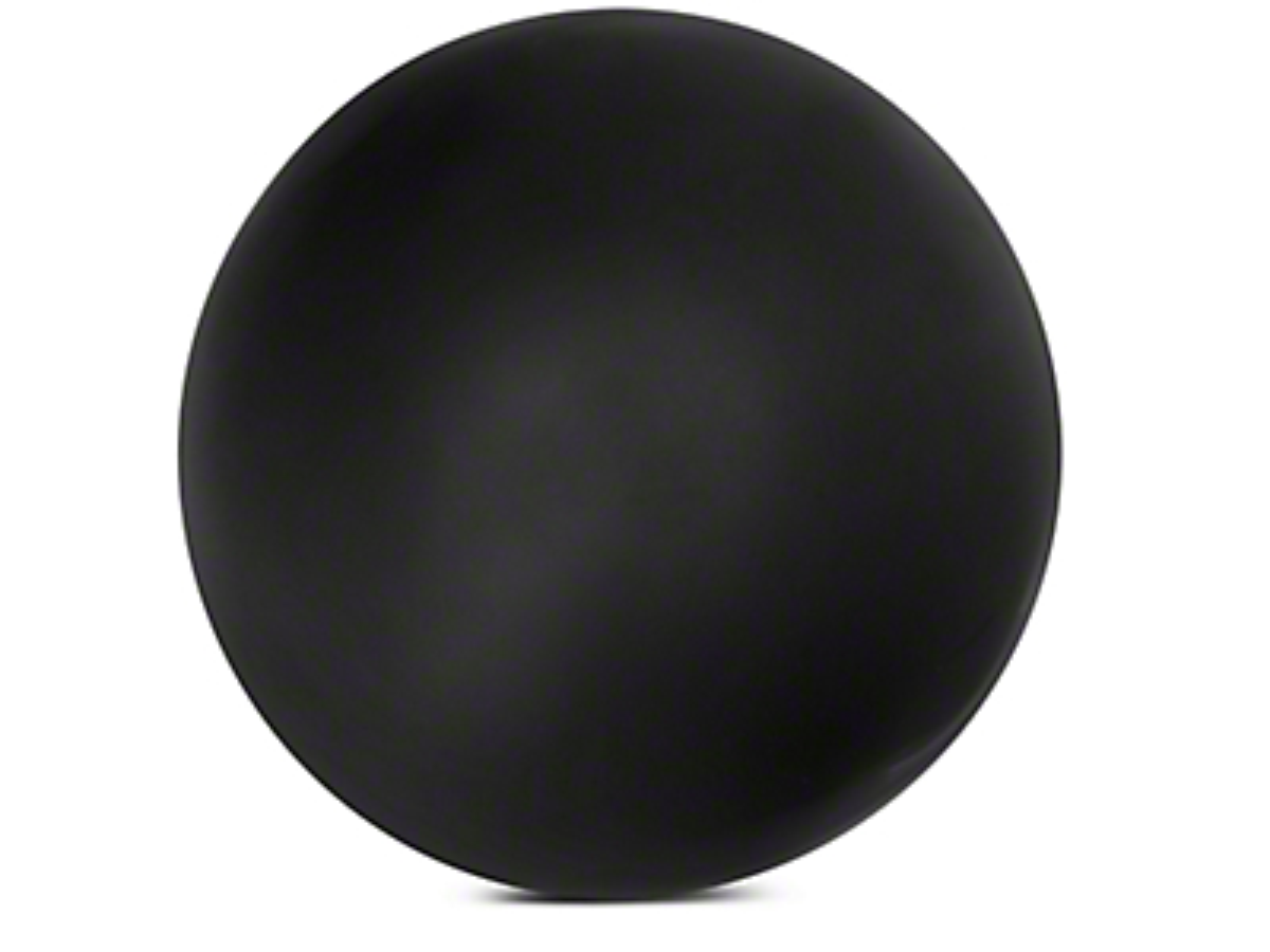 Black Billiard Custom Shift Knob (87-17 Wrangler YJ, TJ & JK)