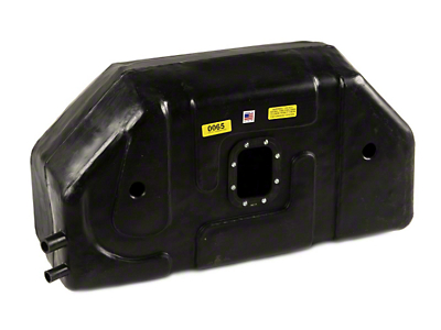 Omix-ADA 20 Gallon Poly Gas Tank for 2.5L and 4.0L (87-95 Wrangler YJ)