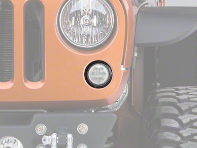 Recon Turn Signals with Amber LEDs (07-17 Wrangler JK)