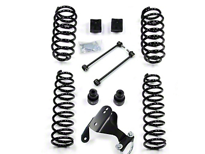 Teraflex 2.5 In Lift Kit w/o Shocks (07-17 Wrangler JK 2 Door)