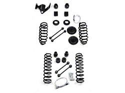 Teraflex Wrangler 3 in. Lift Kit With Shocks 1251200 (07