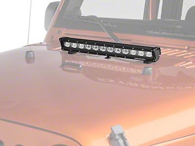 Rugged Ridge LED Light Bar - 20 in. (87-17 Wrangler YJ,TJ & JK)