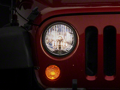 KC HiLiTES H4 Headlight Conversion Kit (07-17 Wrangler JK)