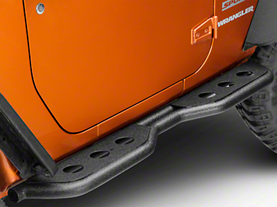 Barricade Extreme HD Rocker Steps (07-17 Wrangler JK 2-Door)