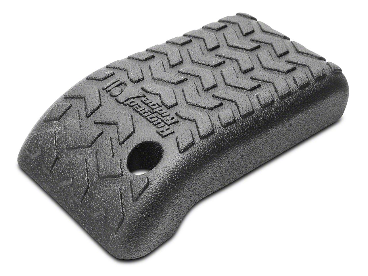 Rugged Ridge All Terrain Center Console Cover - Black (02-06 Wrangler TJ)