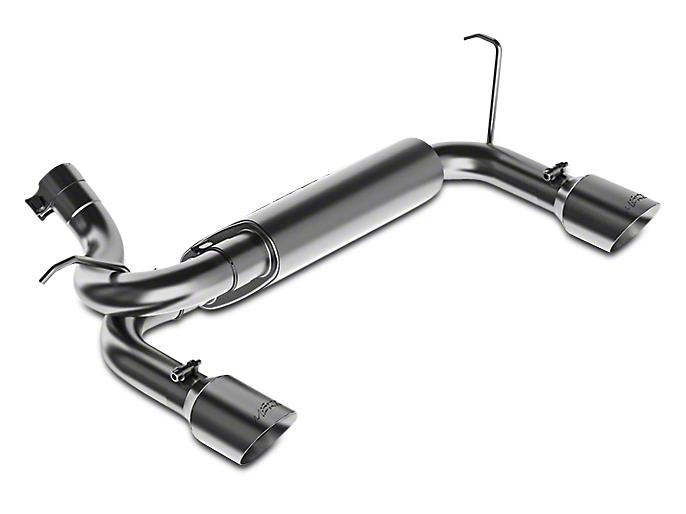 MBRP XP Series Axle-Back Exhaust (07-17 Wrangler JK)
