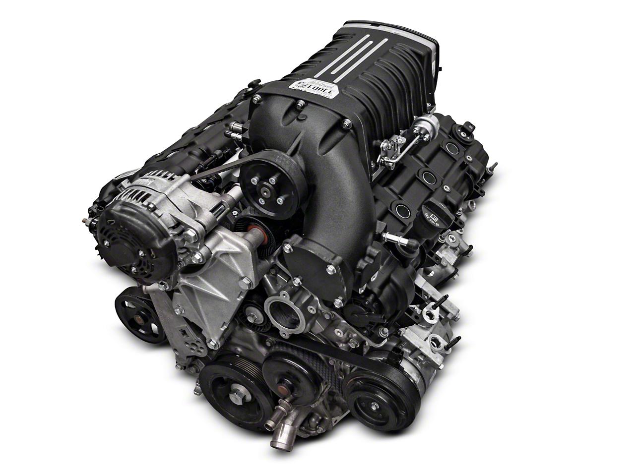 Edelbrock E-Force Stage 1 Street Supercharger w/ Tuner (12-14 Wrangler JK)