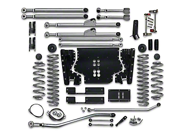 Rubicon Express 5.5 in. Extreme Duty Lift Kit (97-02 Wrangler TJ)