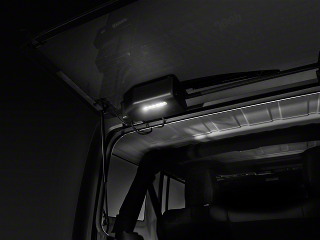 Raxiom Rear Cargo Light (07-17 Wrangler JK)