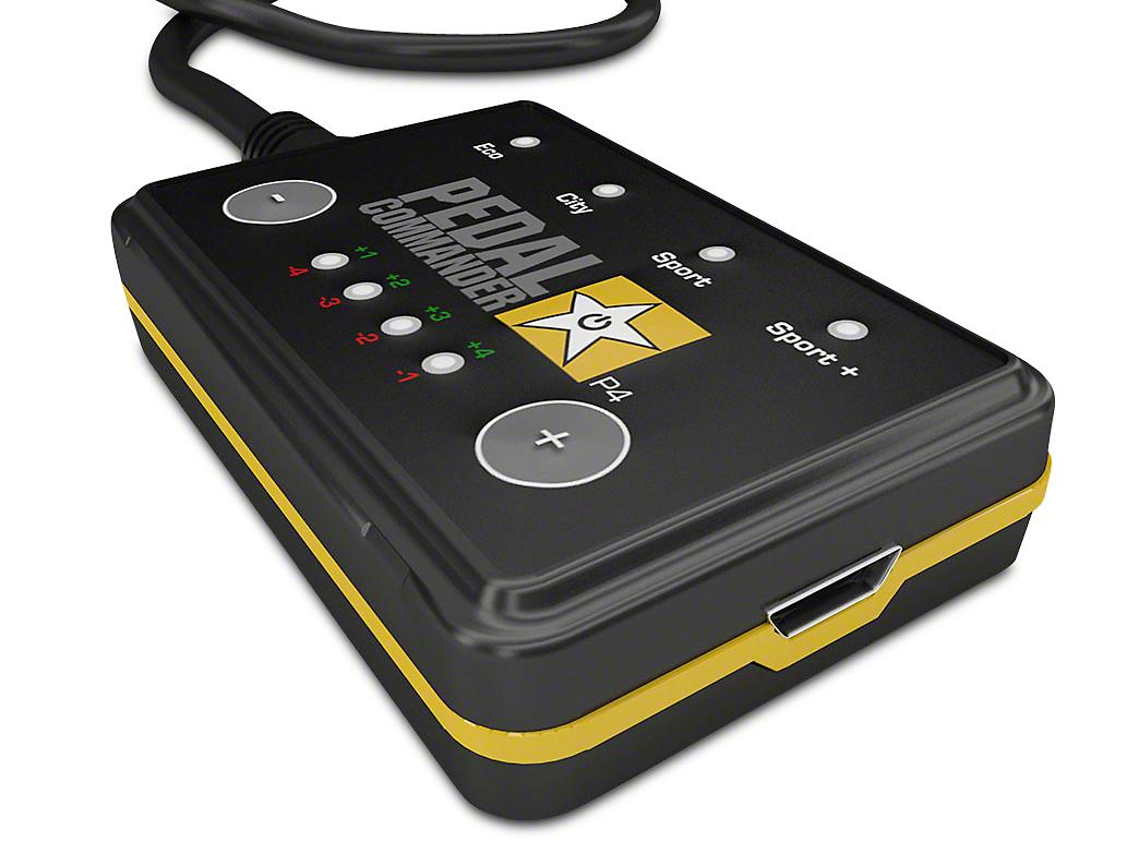 Pedal Commander Throttle Response Controller (07-17 Wrangler JK)