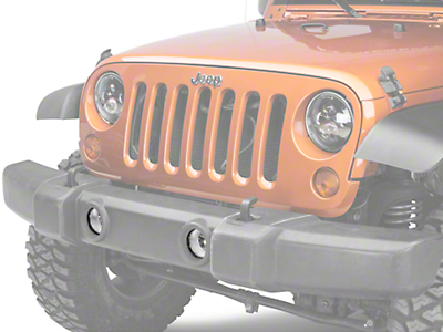 Raxiom Fog Light LED Conversion Bulb Kit - H16 (10-17 Wrangler JK)