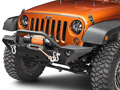 Smittybilt Euro Light Guard Set (07-17 Wrangler JK)