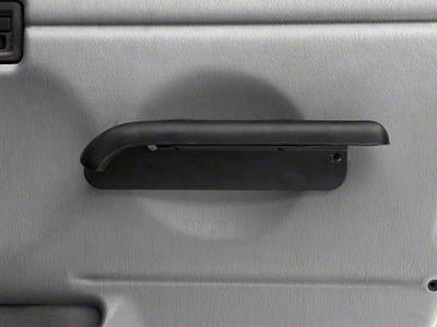 Rugged Ridge Arm Rest w/ Full Hard Doors (97-06 Wrangler TJ)
