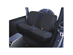 Rugged Ridge Custom Fabric Front Jeep Wrangler Seat Covers