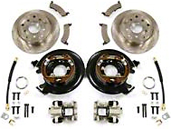 G2 Disc Brake Conversion Kit (90-06 Wrangler YJ & TJ)