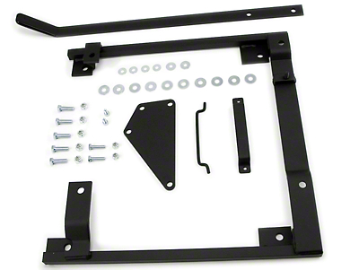 Rugged Ridge Front Seat Adapter Right Side (97-02 Wrangler TJ)