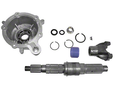 Rugged Ridge Heavy Duty NP231 Slip Yoke Eliminator Kit (88-06 Wrangler YJ & TJ)