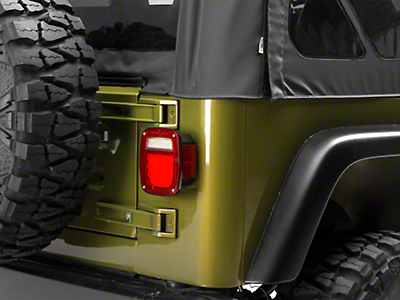 Rugged Ridge Led Tail Light Set (87-06 Wrangler YJ & TJ)