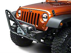 Smittybilt Jeep Wrangler Src Front Grille Guard Bumper