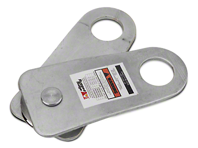 Rugged Ridge Snatch Block Pulley 20,000LB