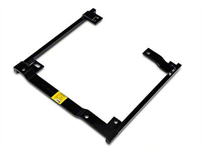 Smittybilt Front Seat Adapter - All Seats Except XRC - Driver Side (97-02 Wrangler TJ)