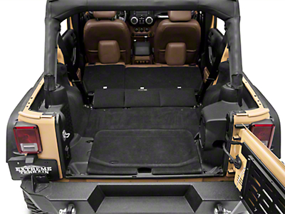 Dirty Dog 4x4 Trench cover (07-17 Wrangler JK 4 Door)