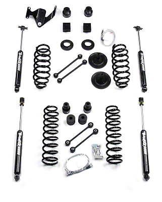 Teraflex 3 in. Lift Kit w/ Shocks (07-17 Wrangler JK 4 Door)