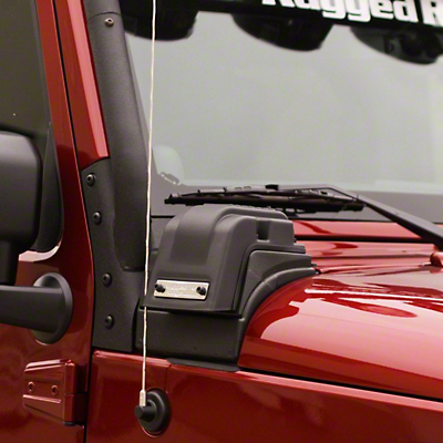 Rugged Ridge XHD Low Mount Snorkel (12-17 3.6L Wrangler JK)
