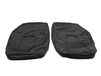 Rugged Ridge Front Door Storage Bag Kit (07-17 Wrangler JK)