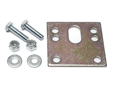 Rugged Ridge Transfer Case Linkage Drop Bracket (87-06 Wrangler YJ & TJ)