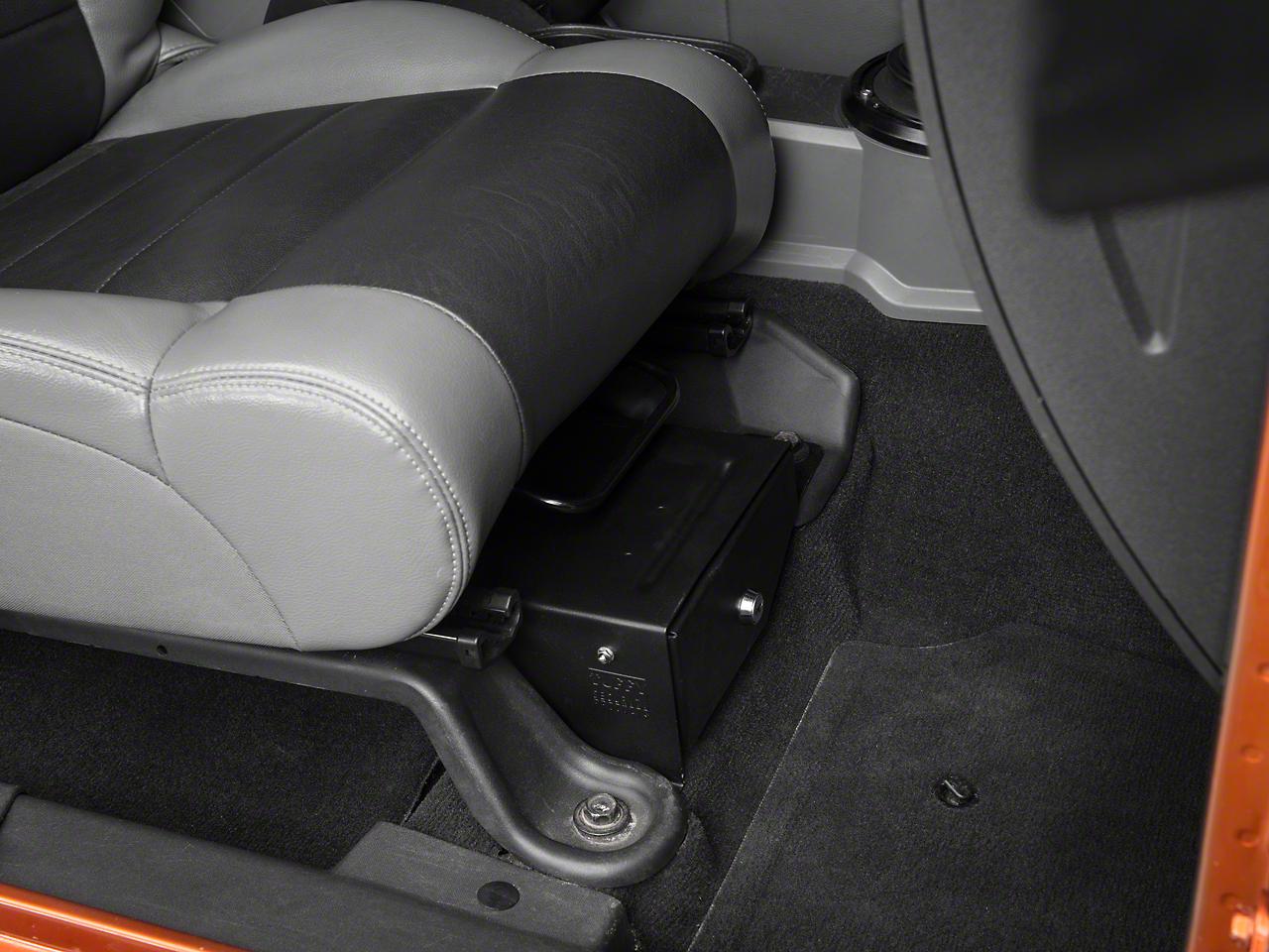 Tuffy Conceal Carry Underseat Drawer Passenger Side (07-17 Wrangler JK)