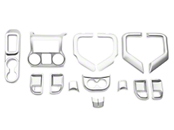 Rugged Ridge Jeep Wrangler Interior Trim Accent Kit